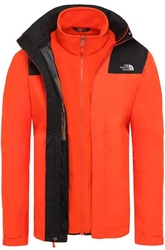 Kurtka męska the north face evolve ii triclimate t0cg55ja8