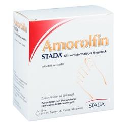 Amorolfin stada 5 lakier do paznokci