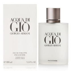 Giorgio armani acqua di gio perfumy męskie - woda toaletowa 200ml - 200ml