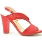 Sandały monnari but0360-005 czerwony