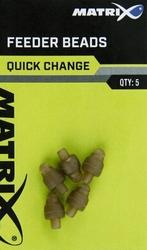 Łączniki szybkiej wymiany przyponów matrix quick change feeder beads