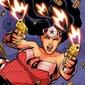 DC Comics Wonder Woman Strzelanina - plakat