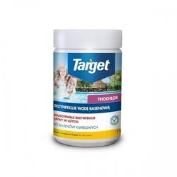 Triochlor – tabletki dezynfekujące wodę basenową – 1 kg target 50x20g