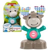 Fisher-price® linkimals™ - interaktywna zabawka łoś