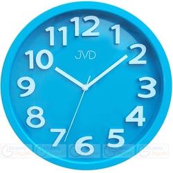 Zegar ścienny jvd ha48.4 płynący sekundnik