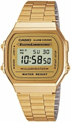 Casio Collection A168WG-9EF