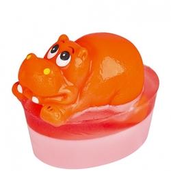Mydło z zabawką hipopotam 85 g