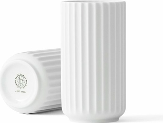Wazon Lyngby biały 12 cm