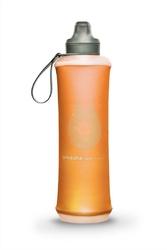 Składana butelka hydrapak crush 750 ml - pomarańczowa