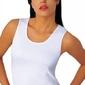 Emili sara plus biała koszulka