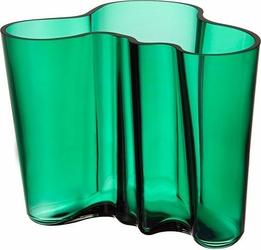 Wazon Aalto 16 cm emerald