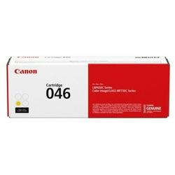 Toner Oryginalny Canon 046 1247C002 Żółty - DARMOWA DOSTAWA w 24h