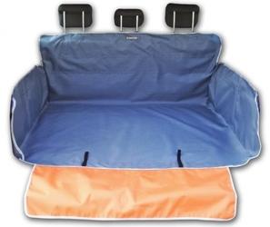 Mata dla psa do bagażnika z nakładką kardibag protect plus duży - czarny
