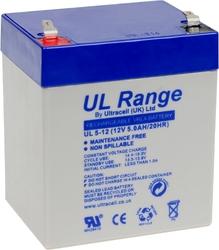 Akumulator agm ultracell ul 12v 5ah żelowy - szybka dostawa lub możliwość odbioru w 39 miastach