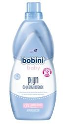 Bobini baby, płyn do prania ubranek niemowlęcych i dziecięcych, 1l