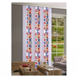 Tkanina zasłonowa folk b szerokość 150 cm