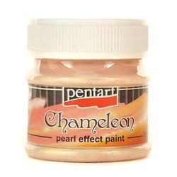 Farba Chameleon 50 ml - różowo-złoty - RZY