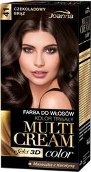Joanna multi cream color, farba do włosów, 41 czekoladowy brąz