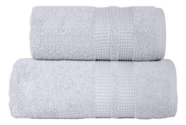 Ręcznik greno bobby popielaty - popielaty