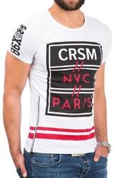 Crsm t-shirt męski - 16017-1