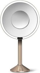 Lustro kosmetyczne sensorowe z dodatkowym lusterkiem Simplehuman