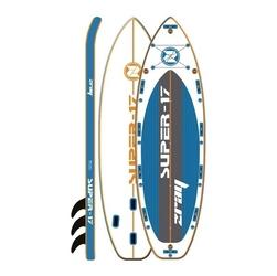 Mega paddle board deska sup zray s17