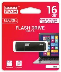 GOODRAM EDGE 16GB USB3.0 BLACK