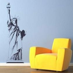 Statua Wolności 836 naklejka