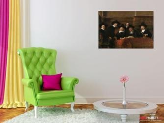 syndycy cechu sukienników rembrandt van rijn ; obraz - reprodukcja