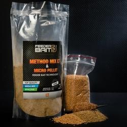 Zanęta mix lt i micro pellet 800g feeder bait