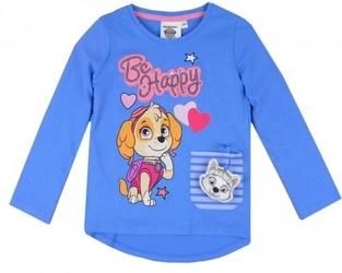 Bluzka psi patrol ,,by happy niebieska 6 lat