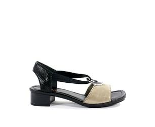 Sandały damskie rie 62689 sza