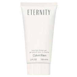 Calvin klein eternity perfumy damskie - żel pod prysznic 150ml