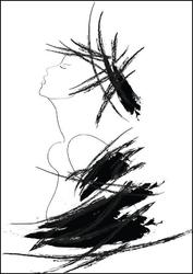 Pain - plakat wymiar do wyboru: 21x29,7 cm