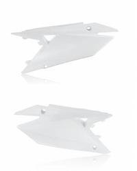 Acerbis suzuki rmz 450 panele boczne; 2018 biały