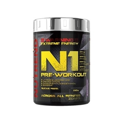 Nutrend n1 pre workout 510
