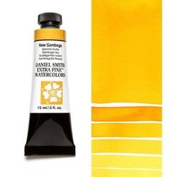 Watercolor 15ml tubes daniel smith s1 new gamboge
