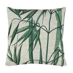 Hk living :: poduszka w bambusy 45 x 45 cm