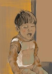 Kajko - plakat wymiar do wyboru: 59,4x84,1 cm