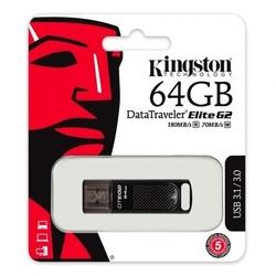Kingston data traveler dt elite g2 64gb metal 18070mbs
