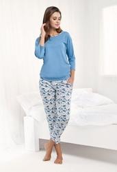 Luna 488 4xl piżama damska