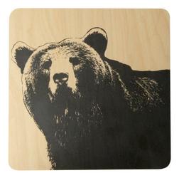 Podkładka pod gorące naczynie Nordic niedźwiedź