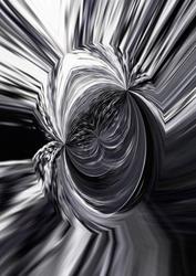 Abstrakcja viii - plakat premium wymiar do wyboru: 70x100 cm