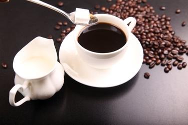 Fototapeta kostka cukry do kawy fp 1158