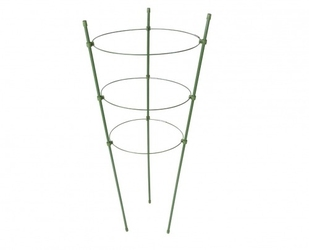 Podpora pierścieniowa do roślin – wys. 45 cm