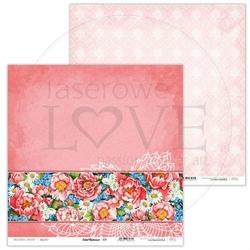 Papier do scrapbookingu Coral Romance 30,5x30,5 cm - 04 - 04