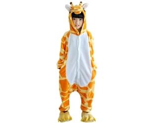 Kigurumi onesie dla dzieci piżama żyrafa