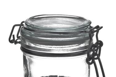 Biowin słoik hermetyczny 200 ml z klipsem