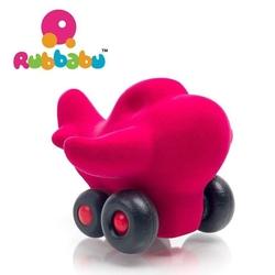 Rubbabu różowy, sensoryczny samolot, 1+