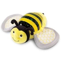 Slumber buddies - przytulanka z projektorem i pozytywką - pszczoła
